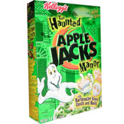 Haunted Apple Jacks Manor