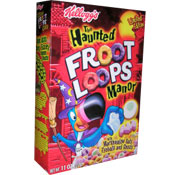 Haunted Froot Loops Manor