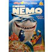 finding nemo cereal mrbreakfast com