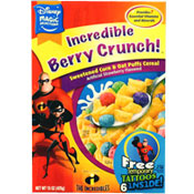 Incredible Berry Crunch