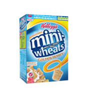 Mini-Wheats: Golden Honey