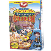 Wild Thornberry's Crunch