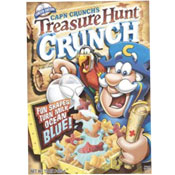 Treasure Hunt Crunch (Cap'n Crunch)