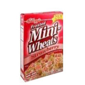 Frosted Mini-Wheats: Strawberry