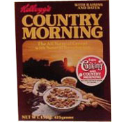 Country Morning With Raisins And Dates