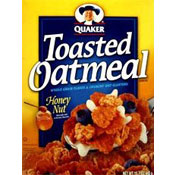 Toasted Oatmeal - Honey Nut Cereal | MrBreakfast.com