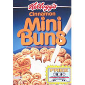 Cinnamon Mini Buns
