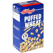 Puffed Wheat (Kellogg's)