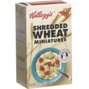 Shredded Wheat Miniatures
