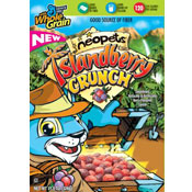 Neopets Islandberry Crunch