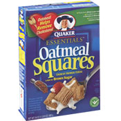 Oatmeal Squares - Brown Sugar