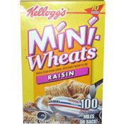 Mini-Wheats: Raisin