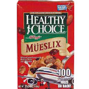 Healthy Choice Mueslix