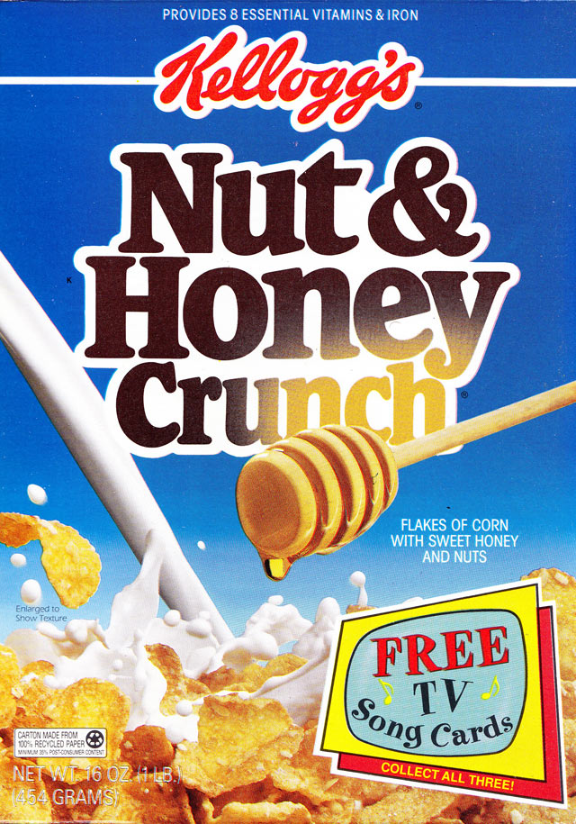 Nut & Honey Crunch Cereal Profile