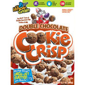 Cookie Crisp: Double Chocolate