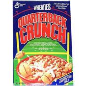 quarterback crunch cereal mrbreakfast com