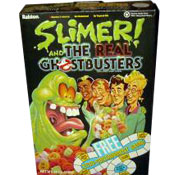 Slimer And The Real Ghostbusters