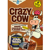 Crazy Cow - Chocolate