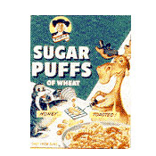 found under the names Honey-Toasted Sugar Puffs and simply Sugar Puffs ...