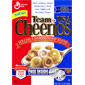 Team USA Cheerios