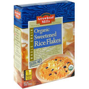 Sweetened Rice Flakes