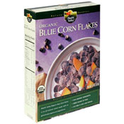 Blue Corn Flakes