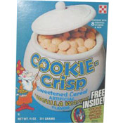 Cookie Crisp: Vanilla Wafer