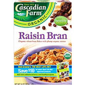 Raisin Bran (Cascadian Farms)
