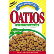 Apple Cinnamon Oatios