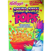 Candy Corn Corn Pops