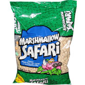 Marshmallow Safari