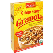 Golden Honey Granola