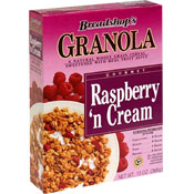 Granola: Raspberry 'n Cream