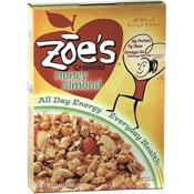 Zoe's Granola: Honey Almond
