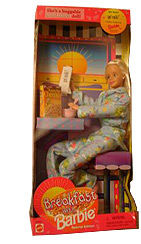 Breakfast with barbie cereal mrbreakfast years later the kelloggs company introduced a limited edition cereal called barbie fairytopia this cereal was part of marketing tie in with the 2005 ccuart Choice Image