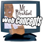 Mr Breakfast Web Concepts