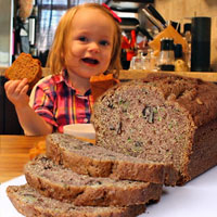 How To Make Great Zucchini Bread