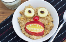 Oatmeal Monsters