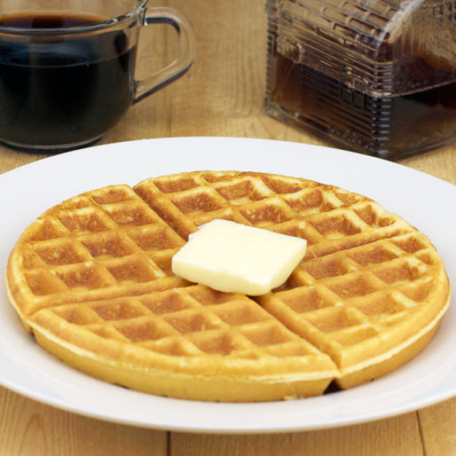 recipe: cornmeal waffles egg whites [6]