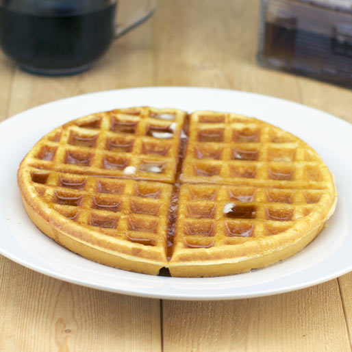recipe: cornmeal waffles egg whites [12]