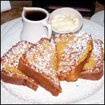 Vanilla Cream French Toast