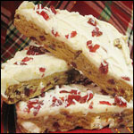 Cranberry Bliss Bars -- a la Starbucks