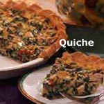 Chicken Tikka Quiche