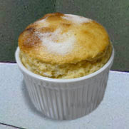 Breakfast Pudding Souffle