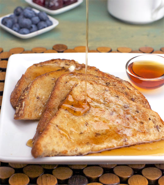 Egg-Free French Toast