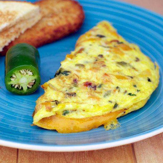 193 Omelette Recipes | MrBreakfast com