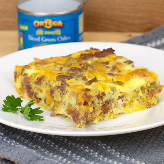 Bobbi's Egg And Green Chile Breakfast Casserole Recipes — Dishmaps