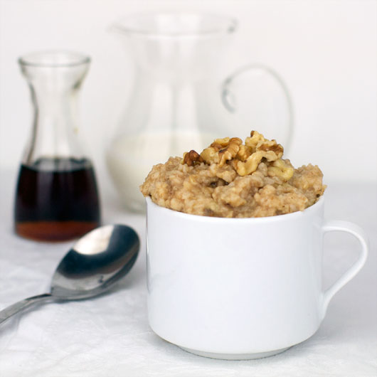 Pancake Oatmeal Recipe