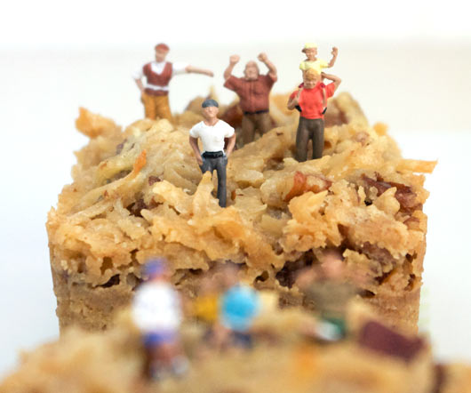 Oatmeal Coffeecake with Little People