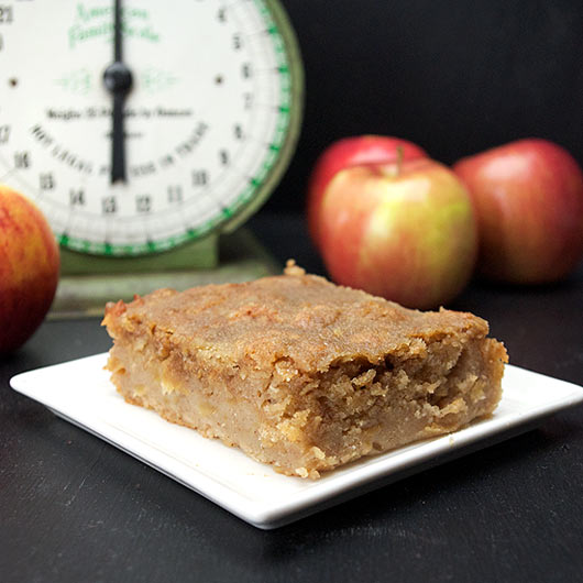 Apple Coffee Cake – The cool thing about this coffee cake is that it ...